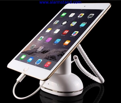 China COMER anti-theft alarm locking devices securitysensor alarm display stands for tablet holder distributor